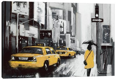 New York City I Canvas Art Print