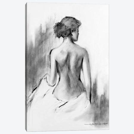 Soft Silhouette IV Canvas Print #AOR42} by E.A. Orme Canvas Print