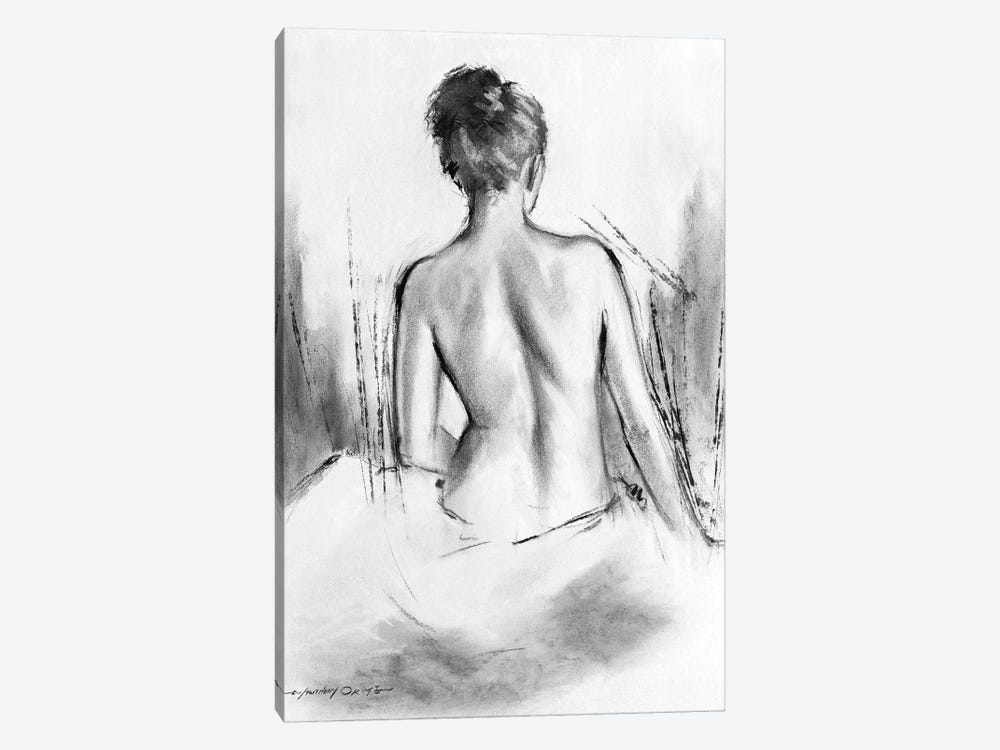 Soft Silhouette VI by A. Orme 1-piece Art Print