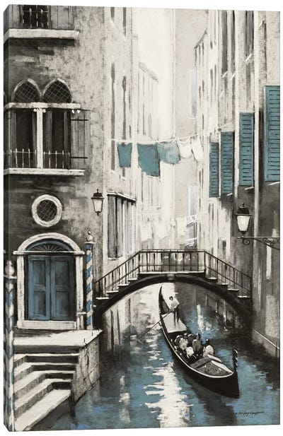 Venice I Canvas Art Print