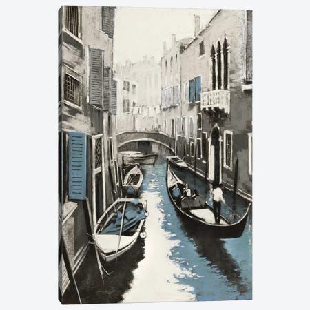 Venice II Canvas Print #AOR46} by A. Orme Canvas Wall Art