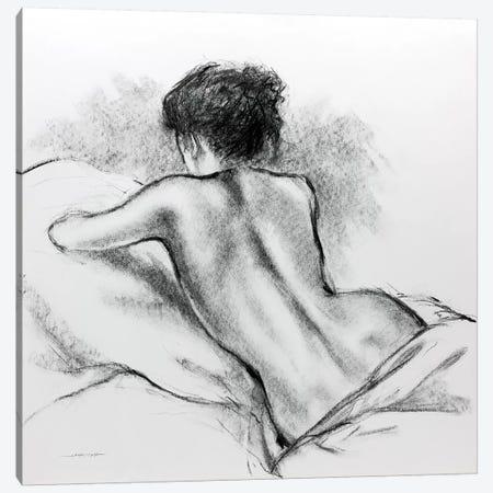 Soft Sunday I Canvas Print #AOR48} by A. Orme Art Print