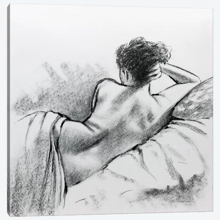 Soft Sunday II Canvas Print #AOR49} by A. Orme Art Print
