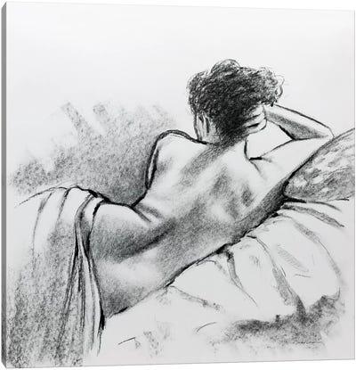 Soft Sunday II Canvas Art Print