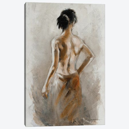 Spa Moment Canvas Print #AOR4} by A. Orme Art Print