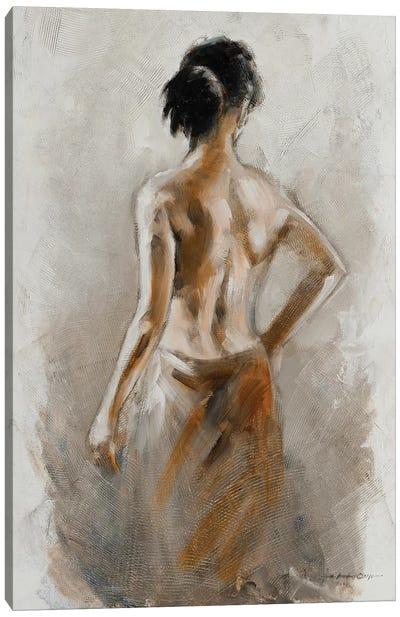 Spa Moment Canvas Art Print