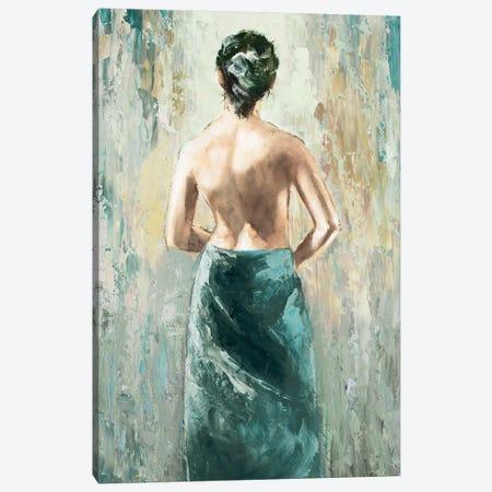 Demure I Canvas Print #AOR8} by E.A. Orme Canvas Artwork