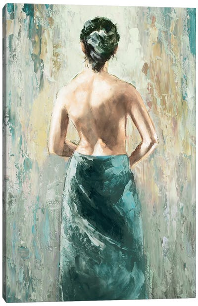 Demure I Canvas Art Print