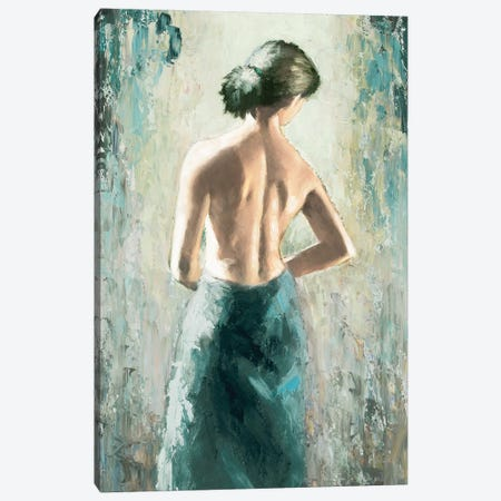 Demure II Canvas Print #AOR9} by A. Orme Canvas Art