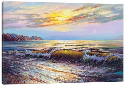Seascape VIII Canvas Art Print