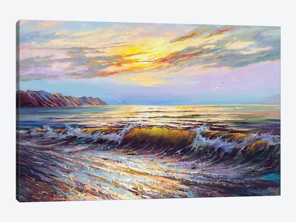 Seascape VIII by Andrej Ostapchuk 1-piece Canvas Art