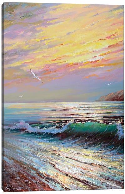 Seascape XII Canvas Art Print