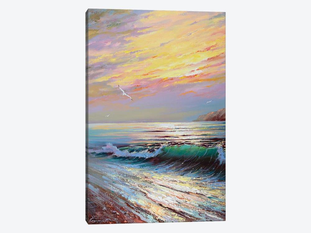 Seascape XII by Andrej Ostapchuk 1-piece Canvas Art Print