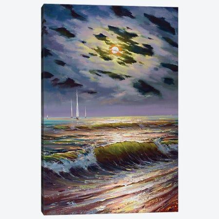 Seascape XVI Canvas Print #AOS19} by Andrej Ostapchuk Canvas Art Print