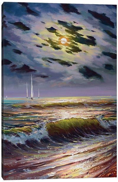 Seascape XVI Canvas Art Print
