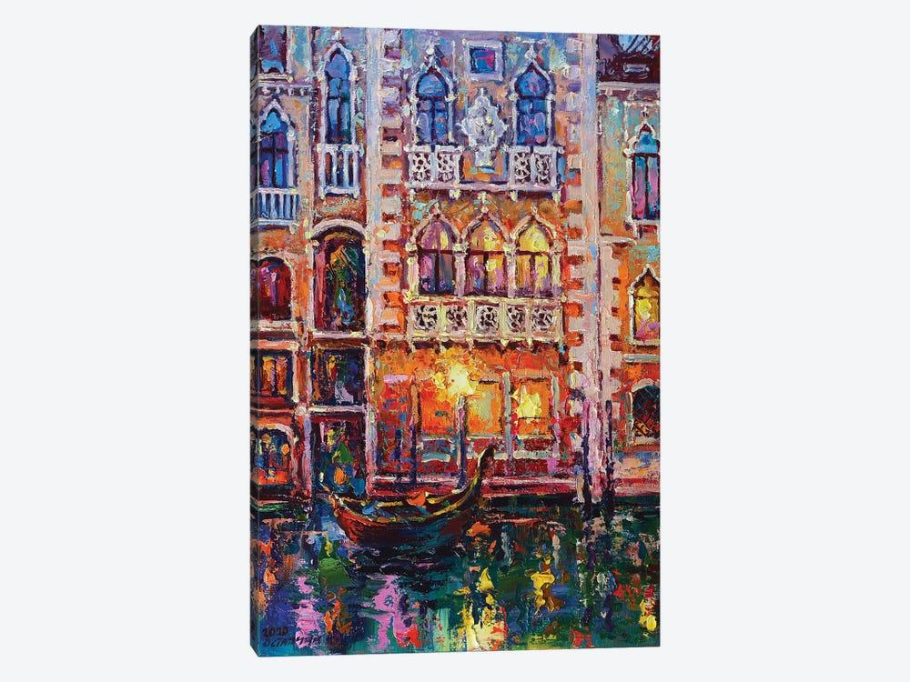 Venice by Andrej Ostapchuk 1-piece Canvas Art Print