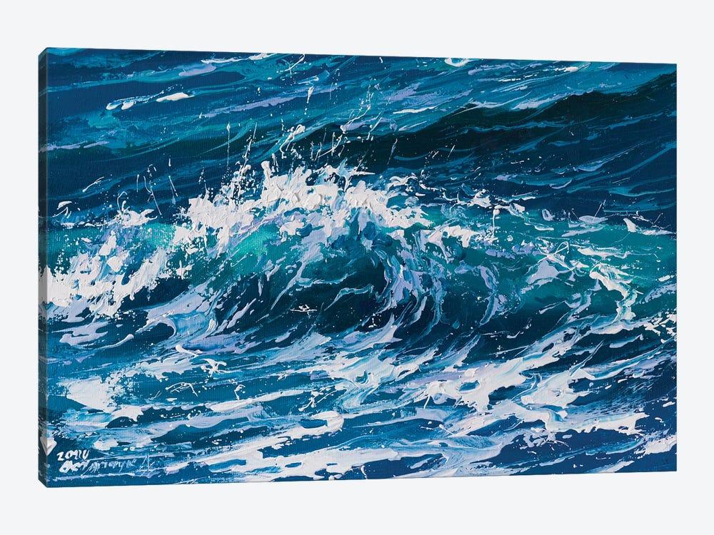 Wave V by Andrej Ostapchuk 1-piece Art Print