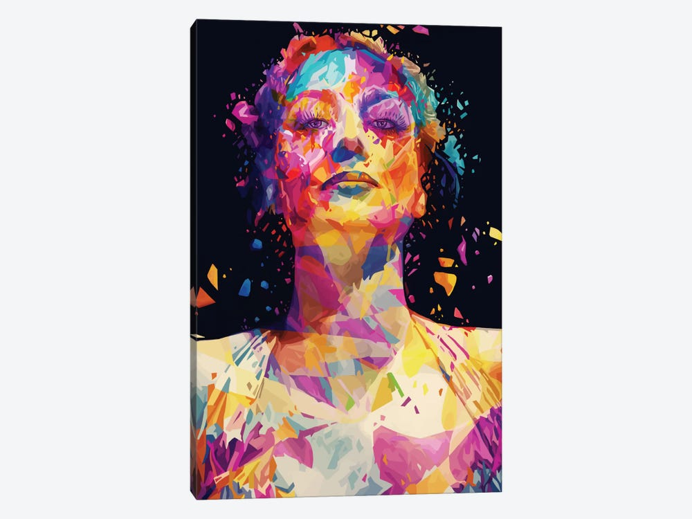 Joan by Alessandro Pautasso 1-piece Art Print
