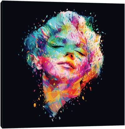 Marilyn Canvas Art Print