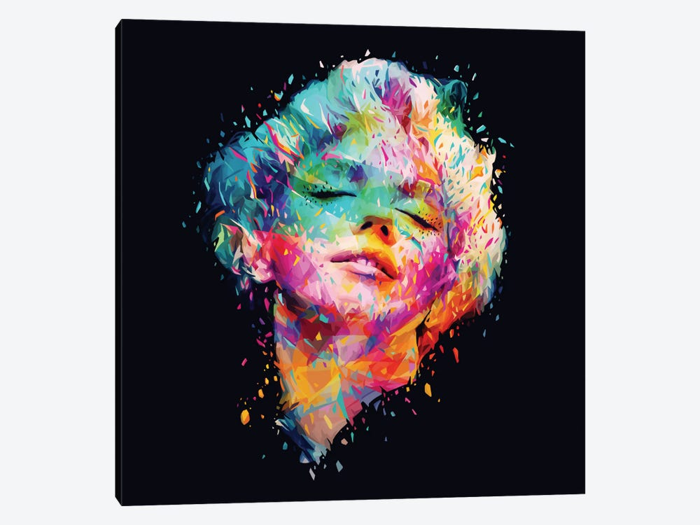 Marilyn by Alessandro Pautasso 1-piece Canvas Art Print