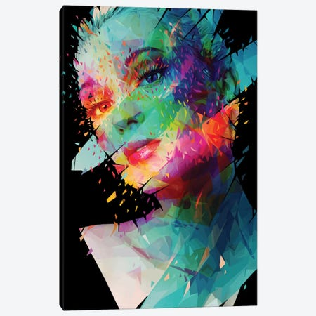 Paint Canvas Print #APA16} by Alessandro Pautasso Canvas Art Print