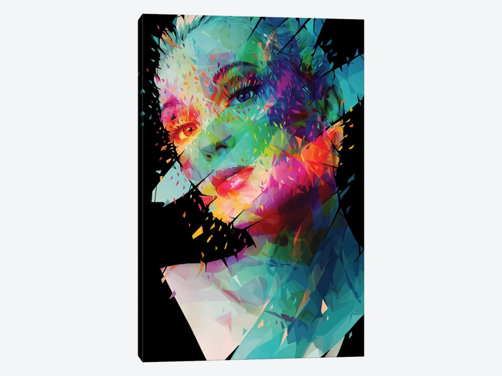 Paint by Alessandro Pautasso 1-piece Canvas Wall Art