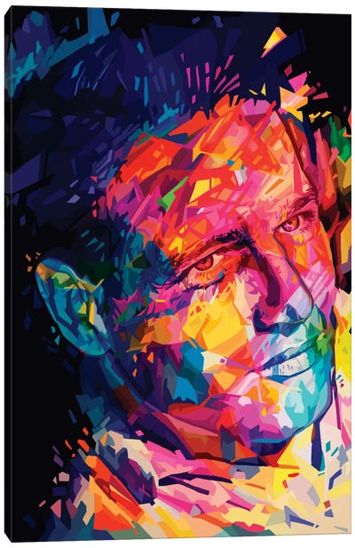 Paul Canvas Art Print