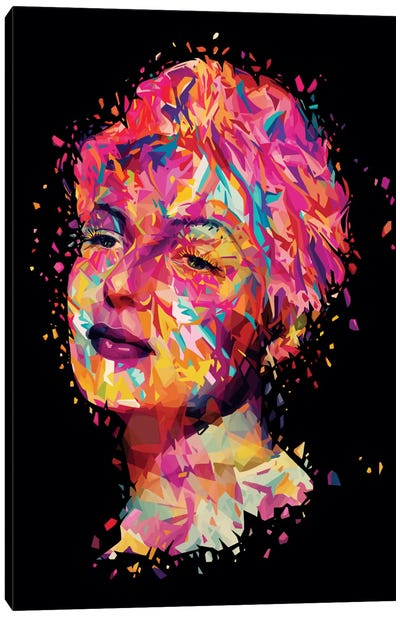 Rita Canvas Art Print