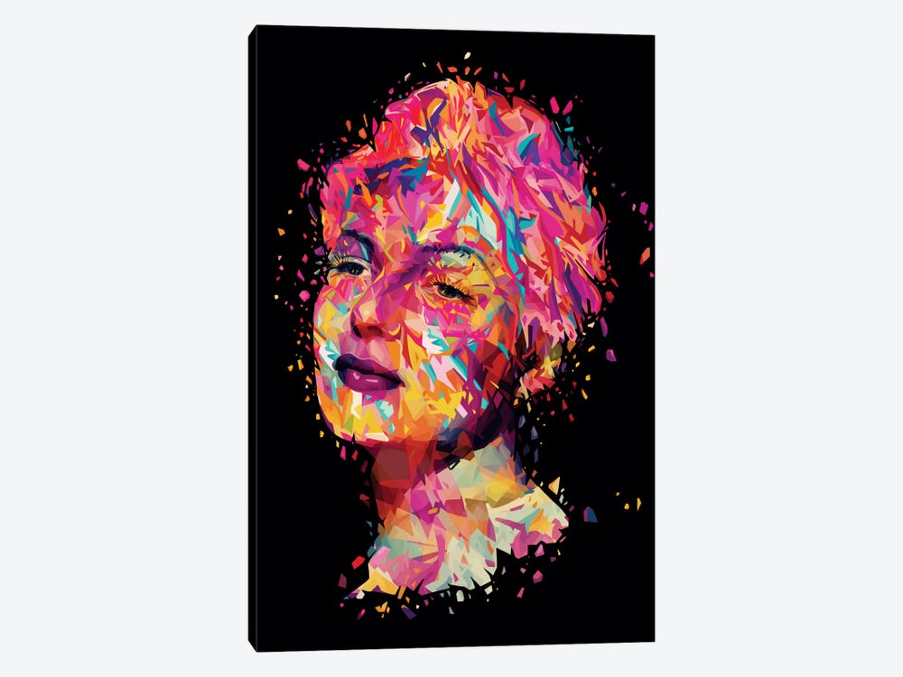 Rita by Alessandro Pautasso 1-piece Canvas Print