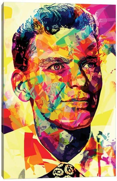 Sinatra Canvas Art Print