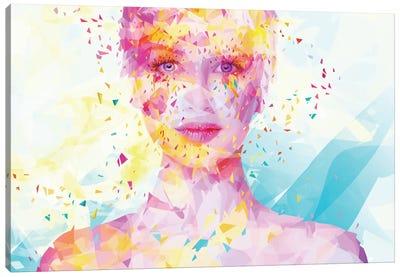 Turquoise Canvas Art Print