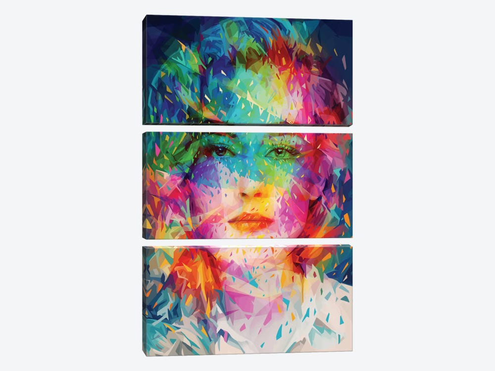 W 3-piece Canvas Art
