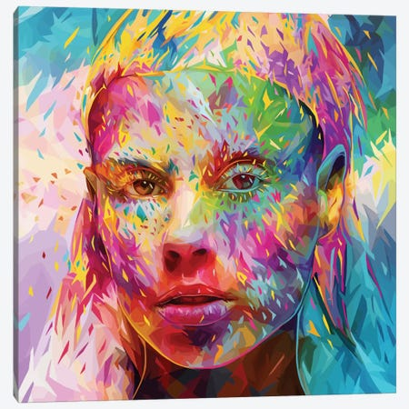 Yolandi Canvas Print #APA27} by Alessandro Pautasso Canvas Wall Art