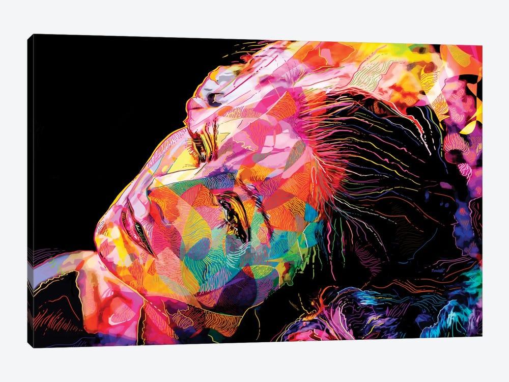 Greta Garbo by Alessandro Pautasso 1-piece Canvas Print
