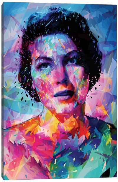 Ava Canvas Art Print
