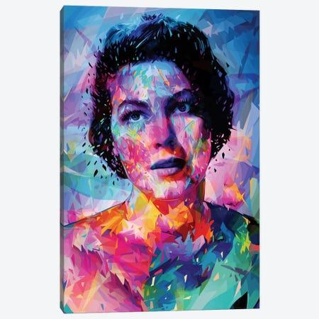 Ava Canvas Print #APA2} by Alessandro Pautasso Canvas Art Print