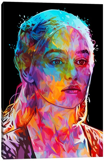 Daenerys Canvas Art Print