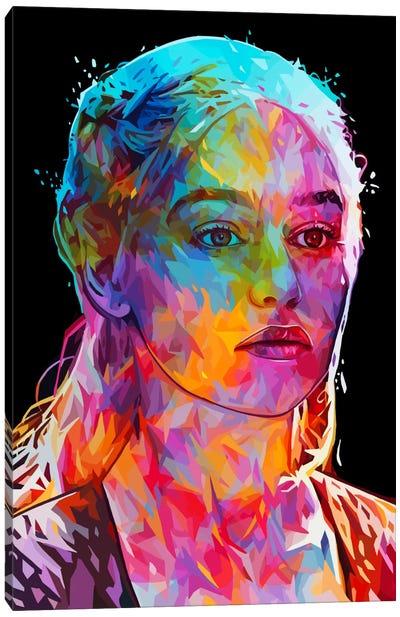 Daenerys Canvas Art Print