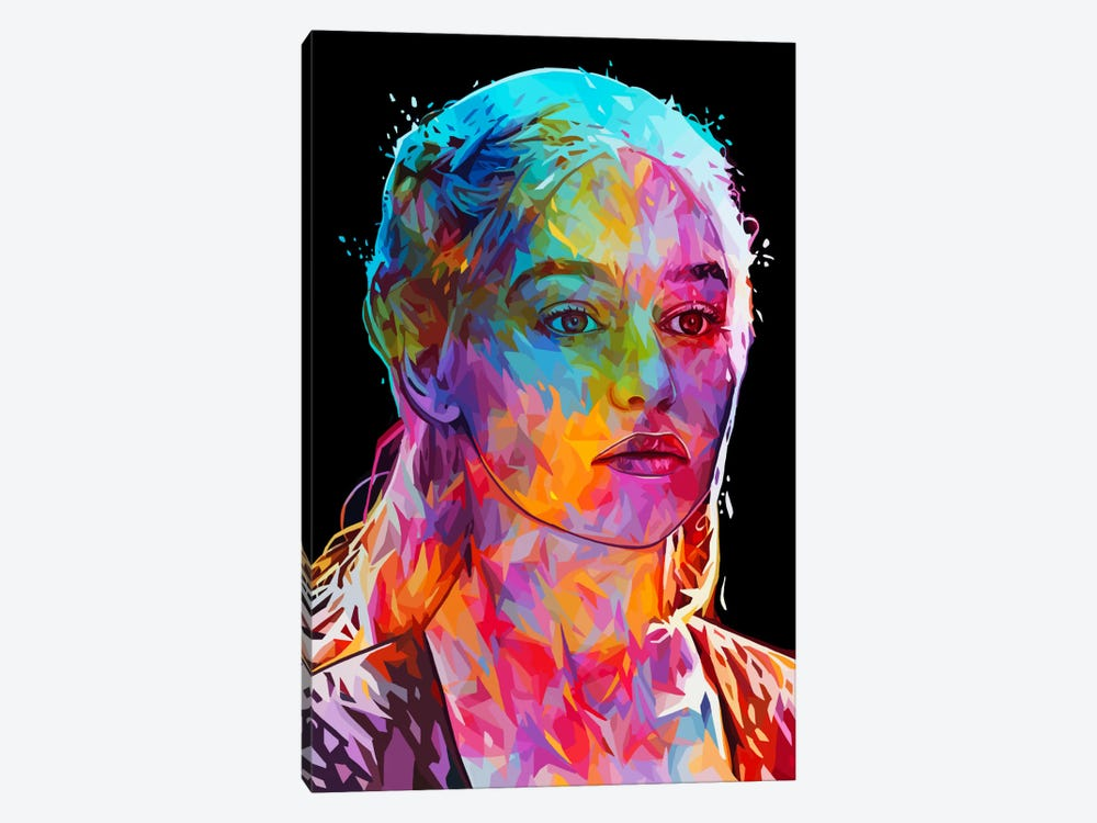 Daenerys by Alessandro Pautasso 1-piece Canvas Wall Art