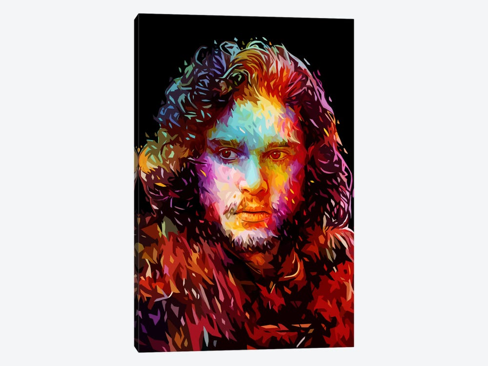 Jon Snow by Alessandro Pautasso 1-piece Art Print