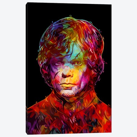 Tyrion Canvas Print #APA35} by Alessandro Pautasso Art Print