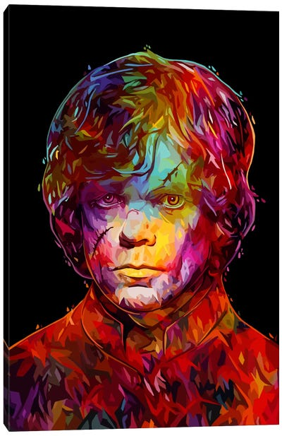 Tyrion Canvas Art Print