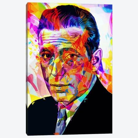 Bogart Canvas Print #APA37} by Alessandro Pautasso Art Print