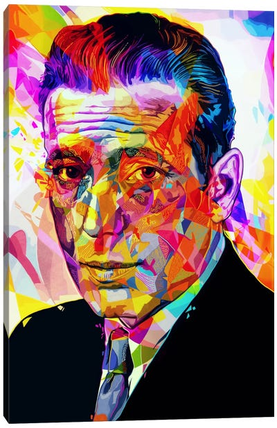 Bogart Canvas Art Print
