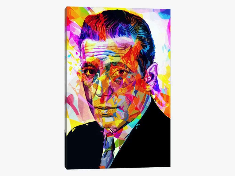 Bogart by Alessandro Pautasso 1-piece Art Print
