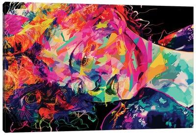 Bette Canvas Art Print