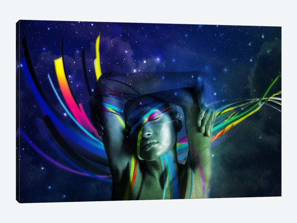 United Colors II by Alessandro Pautasso 1-piece Art Print