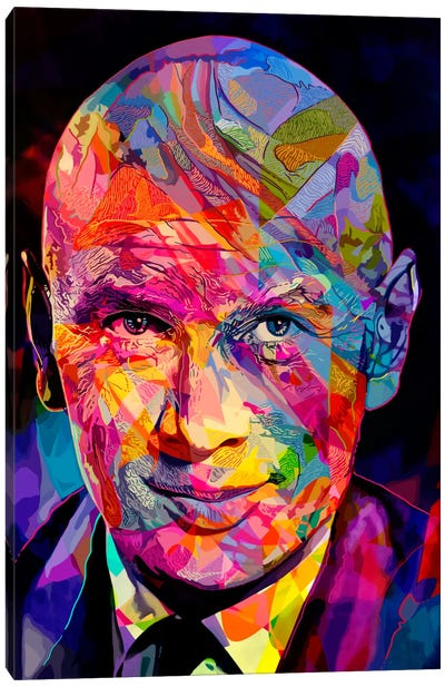 Yul Canvas Art Print