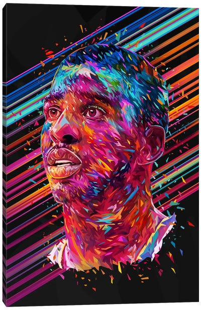 Chris Paul Canvas Art Print