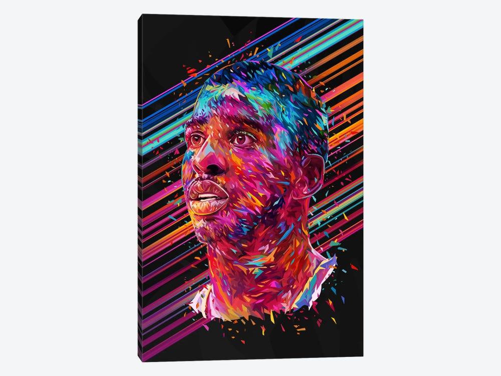 Chris Paul by Alessandro Pautasso 1-piece Canvas Print